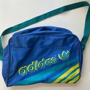 Vintage Adidas Medium Size Duffle Bag Like New